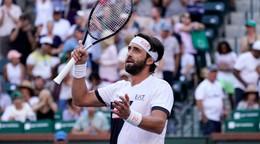 Indian Wells prináša historické prekvapenia, o titul zabojuje Gruzínec s Britom