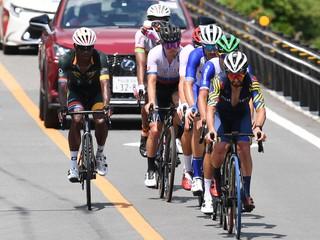 Cyklistika: Olympijské preteky vyhral Carapaz, Slováci nedokončili