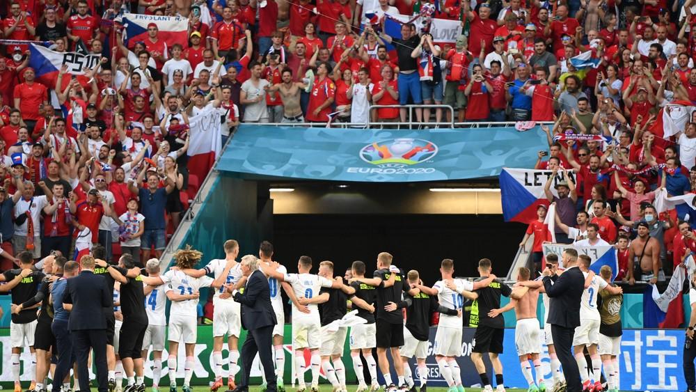 Nemajú záujem. Čechom na štvrťfinále ME vo futbale neprídu fanúšikovia