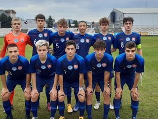 Mladí Slováci tesne prehrali, Česi rozhodli dvomi zlepenými gólmi