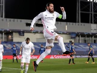 Ramos sa vrátil po dvoch mesiacoch a skóroval, problémy nemalo ani City