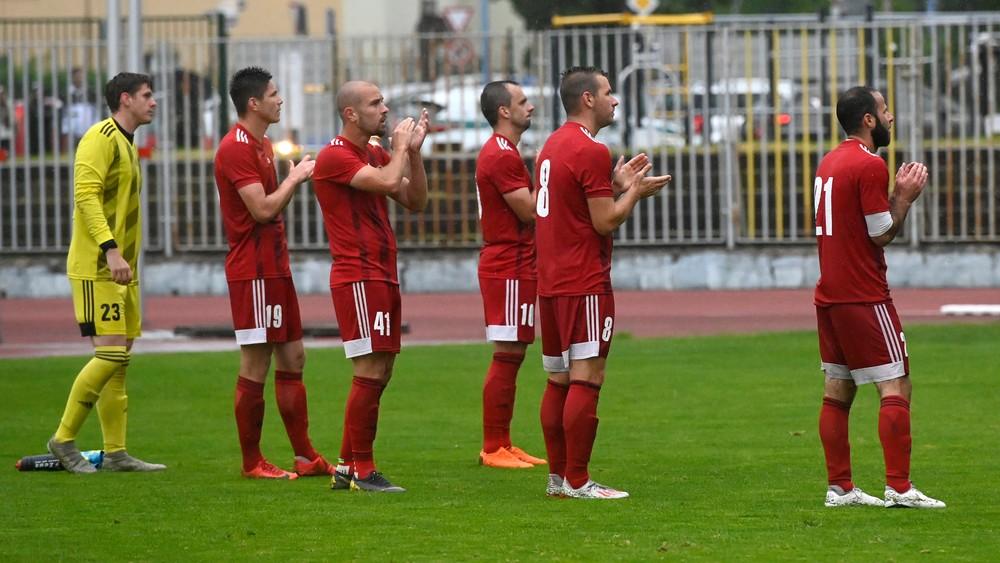 Začali debaklom. Banská Bystrica nastrieľa sedem gólov
