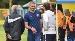 Košice zaujal netradične, formovala ho Žilina. Brankár strieľa góly ako hráč