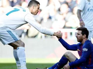 Zahrajú si Ronaldo a Messi v jednom klube? Láka ich k sebe Beckham