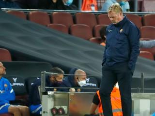 Barcelona 0:6. Je to potopený vrak, ktorý sa nedá obnoviť, hlásia v Španielsku