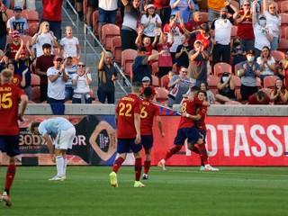 Potvrdil pozíciu lídra. Rusnák založil akciu pri víťaznom góle Realu Salt Lake