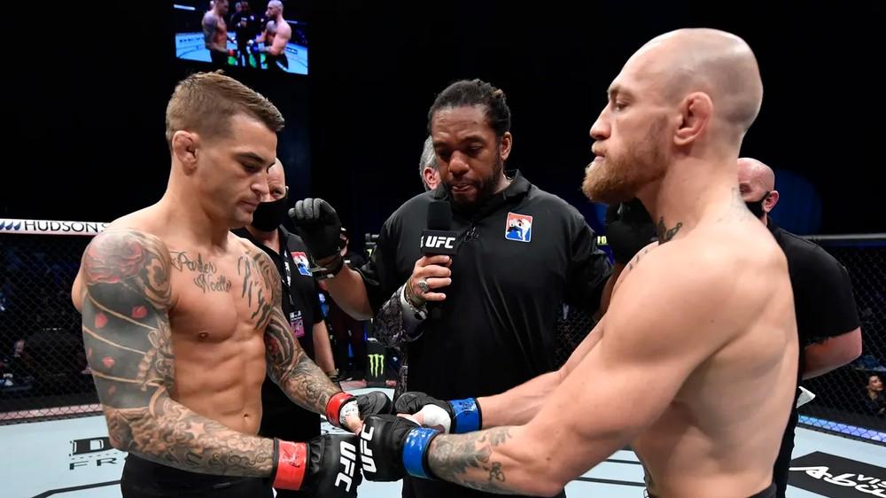 Priateľské gestá skončili, McGregor a Poirier vstúpili do vojny. Zlá krv je očividná