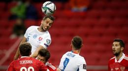 Slovenskí futbalisti klesli na 40. miesto v rebríčku, spadli aj finalisti EURO