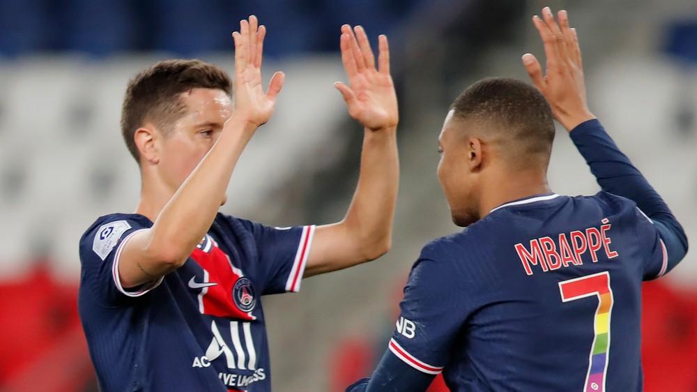 PSG využil zaváhanie Lille, pred posledným kolom stráca už iba bod