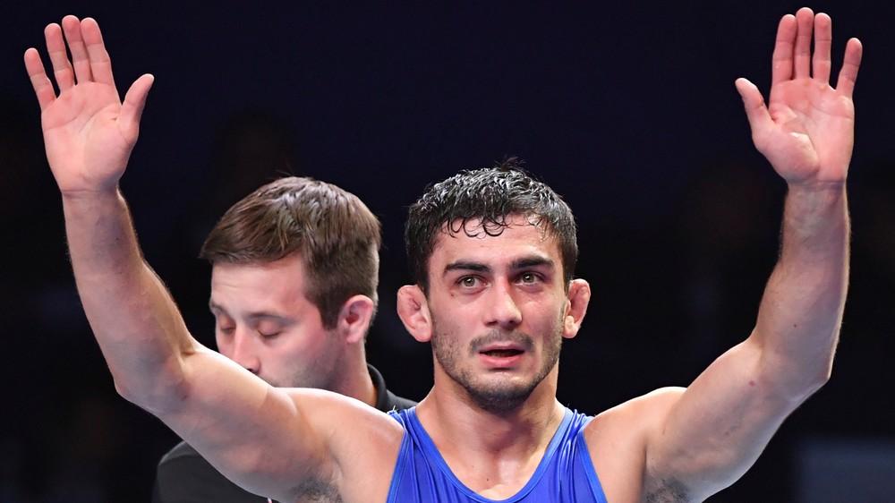 Druhá medaila z MS. Slovenský zápasník sa stal vicemajstrom sveta