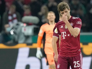 Bayern šokujúco prehral. Toto si odfoťte, hovoril komentátor