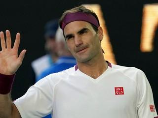 Skvelá správa. Federer bude hrať na Roland Garros