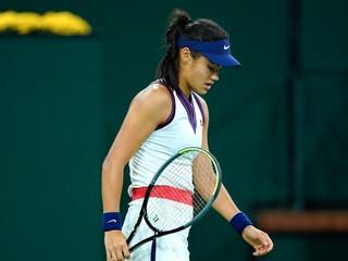 Senzačne vyhrala US Open. Teraz sa odhlásila z ďalšieho turnaja