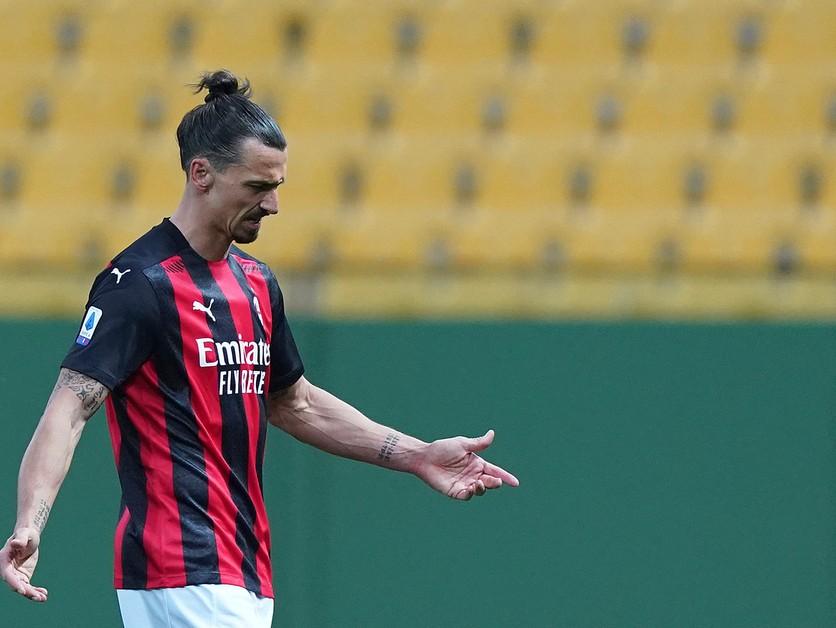 Nepríjemná správa pre AC Miláno. Ibrahimovič nenastúpi ani proti Atléticu Madrid