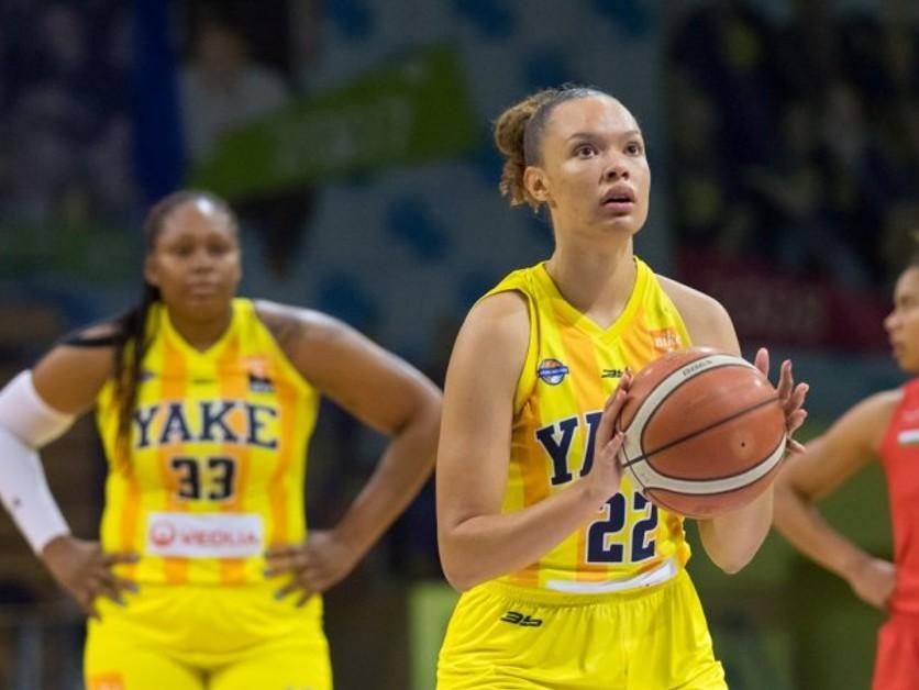 Najskôr Košice, potom New York. Po kariére v ženskej NBA chce pomáhať deťom