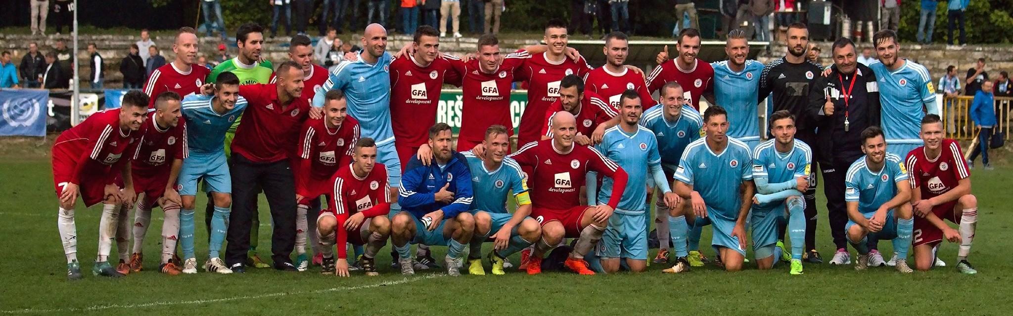 V 3. kole Slovnaft Cupu stroskotala trojica fortunaligistov