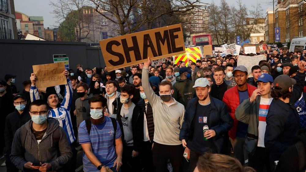 Víťazstvo nad chamtivosťou, fanúšikovia potopili Superligu (ohlasy médií)
