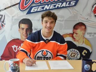 Minulú sezónu odohral v Liptovskom Mikuláši, teraz podpísal kontrakt s Edmontonom