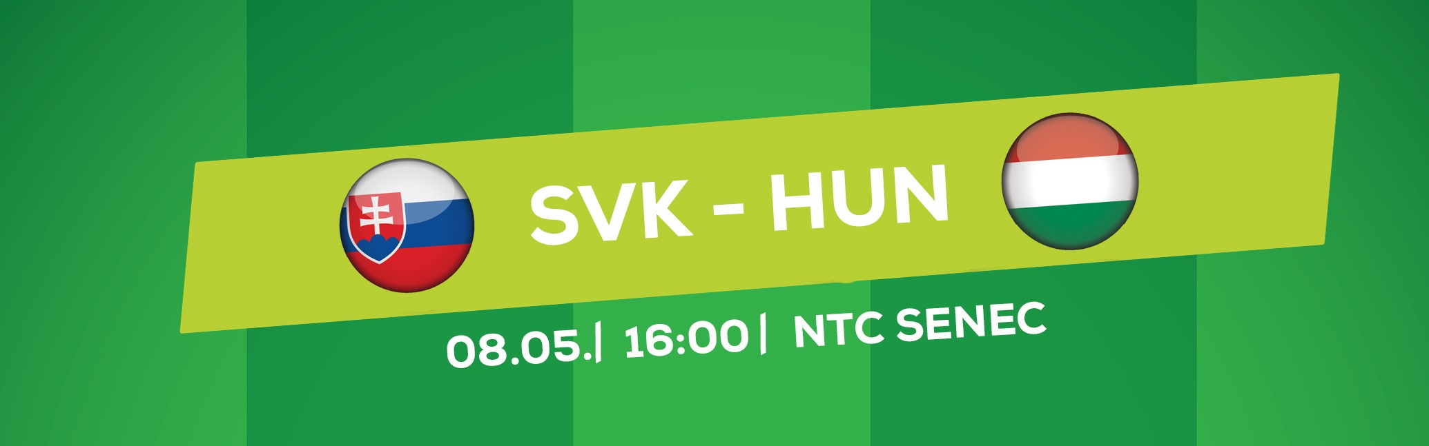 LIVE: SLOVAKIA CUP 2018: 8.5. 2018, 16:00 SLOVENSKO U18 – MAĎARSKO U18 (NTC SENEC)