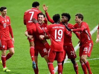 Bayern siaha na rekord Ligy majstrov, má veľkú šancu prekonať Barcelonu