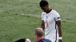 Anglická polícia zatkla ľudí za rasistické urážky hráčov po finále EURO