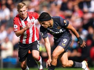 Southampton opäť neuspel, o jeho prehre rozhodol mexický útočník