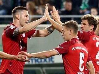 Bayern hral takmer polčas v oslabení. Napriek tomu si pripísal jasný triumf