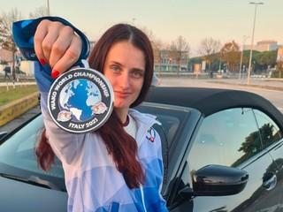 Monika Chochlíková: Keď som videla, ako rozhodcovia bodujú, bola som v šoku