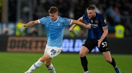Škriniarov Inter prvýkrát prehral, Strelec dal svoj prvý gól v Serii A