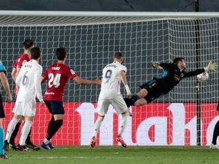 Vavro prispel k nečakanej výhre, Real Madrid sa natrápil