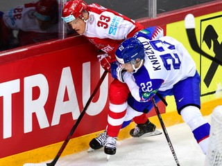 Kňažko zatiaľ na NHL nepomýšľa, sezónu odohrá v Európe