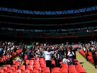 Odohrá sa anglické finále vo Wembley? Liga majstrov možno presunie dejisko