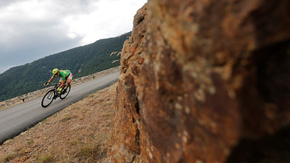 Saganovu zbraň cyklistická únia zakázala, vraj je nebezpečná
