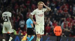 Dánsky hrdina Kjaer má novú zmluvu, v AC Miláno bude do roku 2024