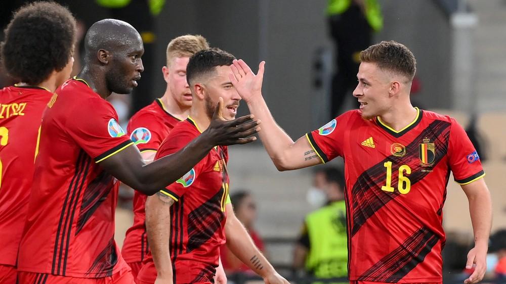 Majstri Európy končia v osemfinále. Portugalsko podľahlo Belgicku