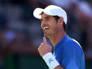 Veľký talent v Indian Wells končí. Vyradil ho Murray