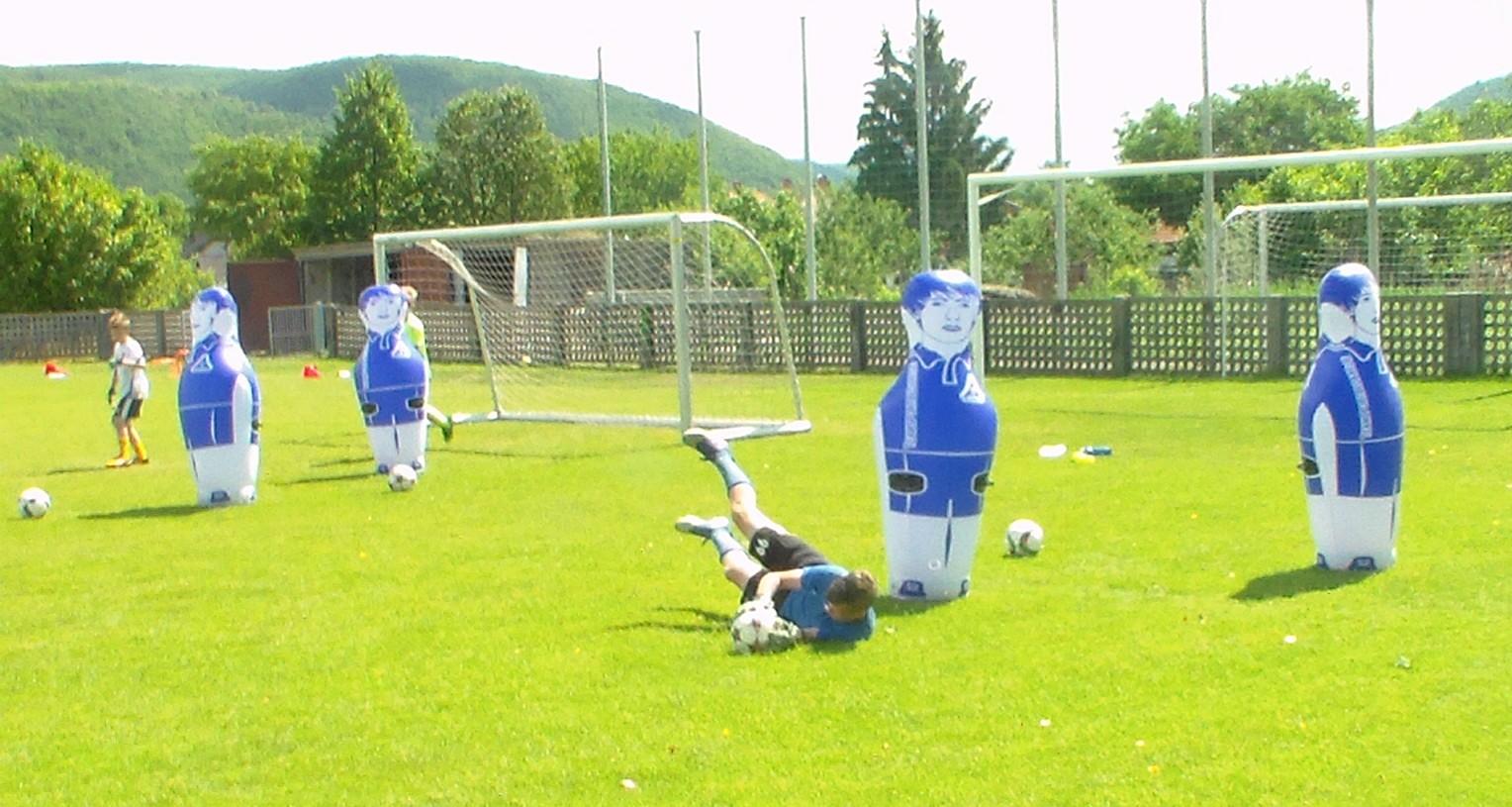 Futbalový kemp brankárov