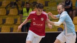 Lučenec hostí elitnú spoločnosť. Futsalisti hrajú o Ligu majstrov