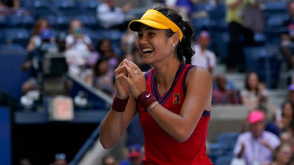 Je fenomenálna, vyhrá US Open. Legendy chvália novú tenisovú hviezdu