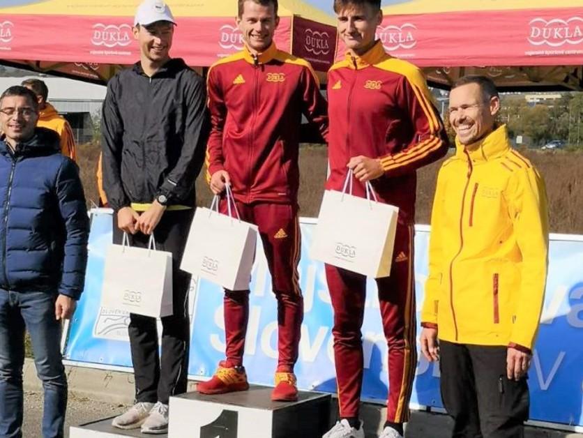 Premiérové majstrovstvá Slovenska v chôdzi na 35 km dokončila dvojica mužov a žien