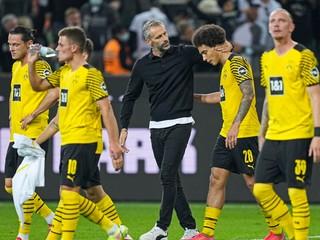 Lipsko deklasovalo Herthu, dlhá séria Dortmundu sa skončila