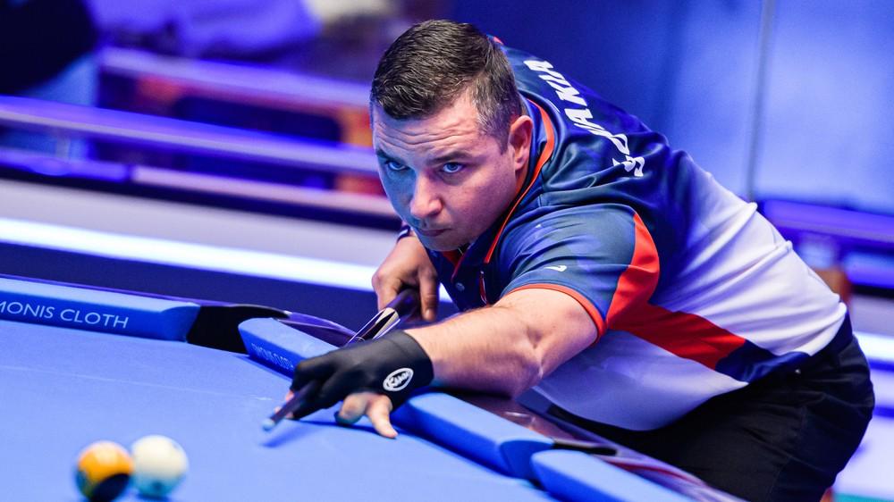 Z turnaja vyradili viacerých favoritov. Slováci končia na MS v biliarde pred finále