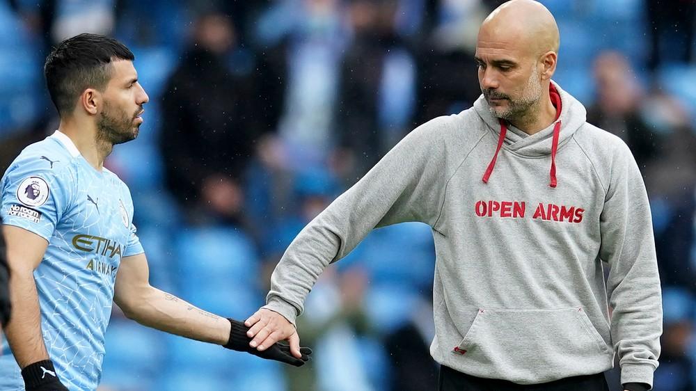 Guardiola vyzradil tajomstvo. Agüero bude hrať s Messim, tvrdí