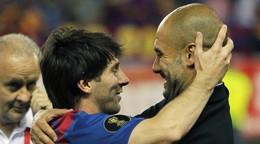 Messi je najlepší hráč, porovnateľný s Pelém, chváli Guardiola