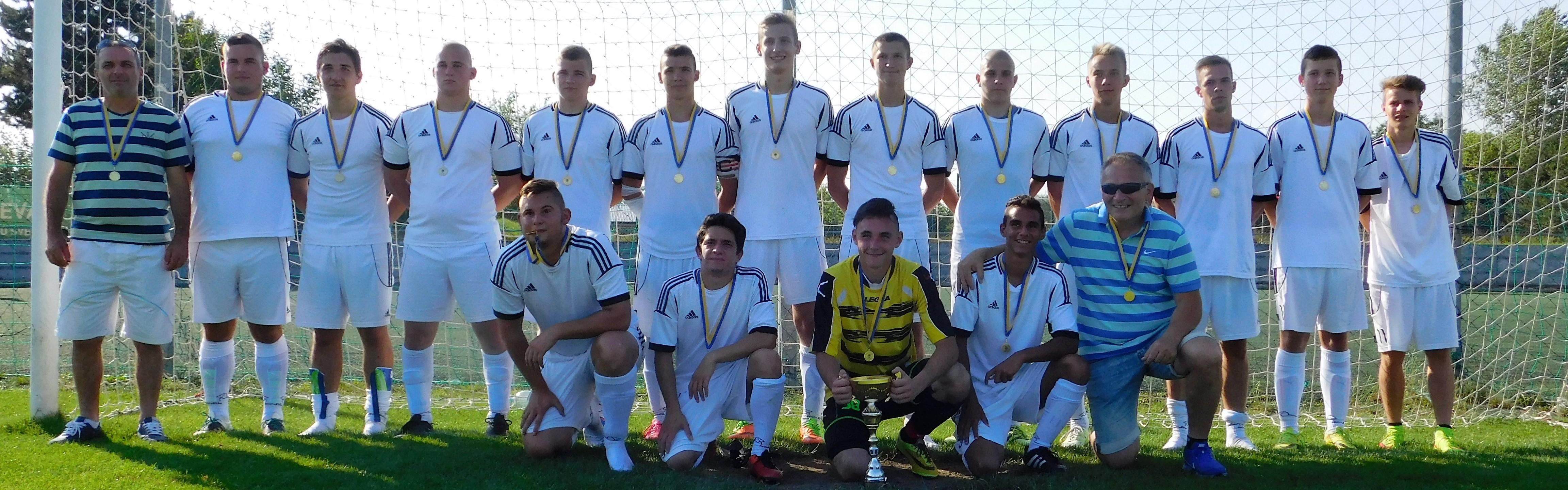 Víťazmi dorasteneckej kategórie v ObFZ Trnava sa stali FC Horses