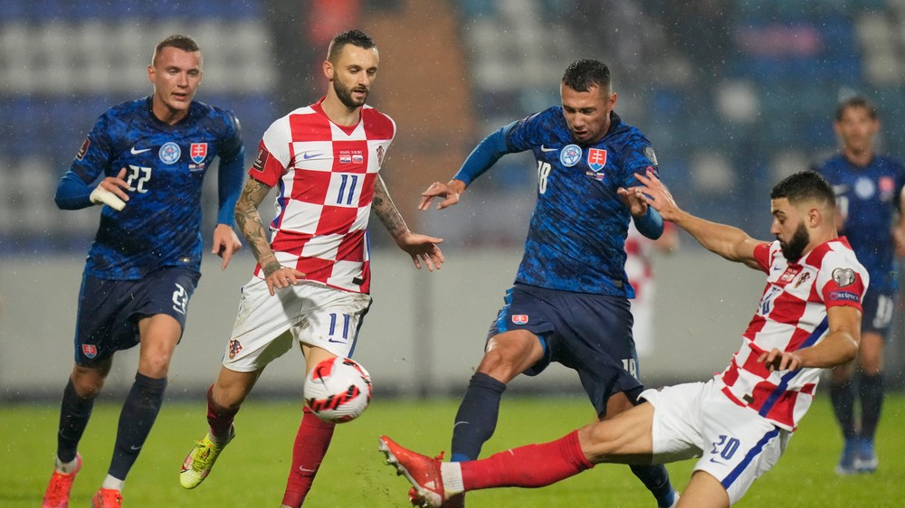Slováci zaskočili Chorvátov, ale prišli o poslednú šancu