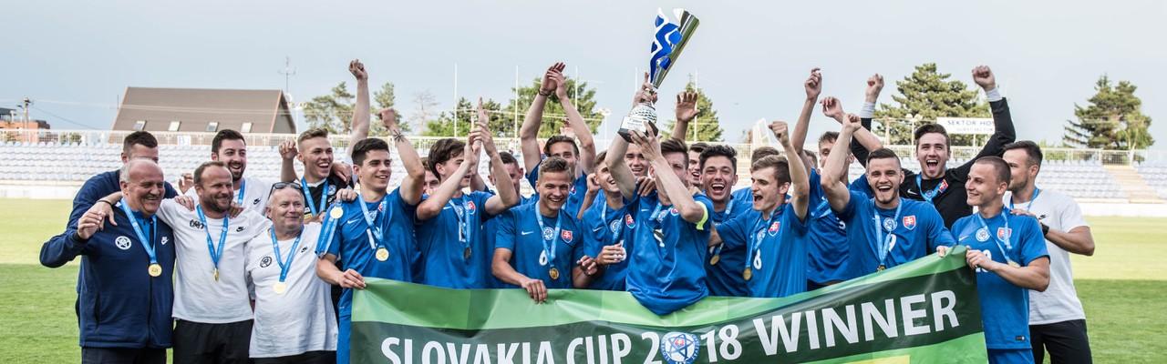 SLOVAKIA CUP 2018: VÍŤAZOM TURNAJA SLOVENSKO!