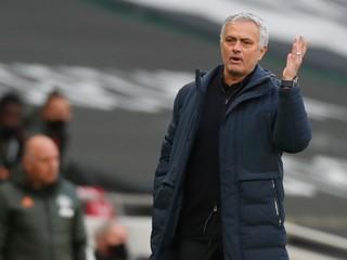 Mourinho po prehre cítil krivdu. Nemáte morálnu čestnosť, obvinil novinárov
