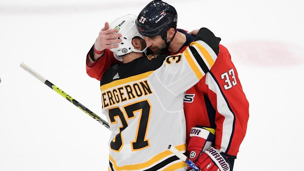 Washington v play off končí, Chára sa objal so svojím nástupcom