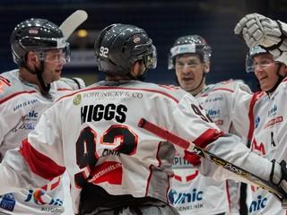 Hráči Bratislava Capitals zvládli vstup do play off, zdolali víťaza základnej časti